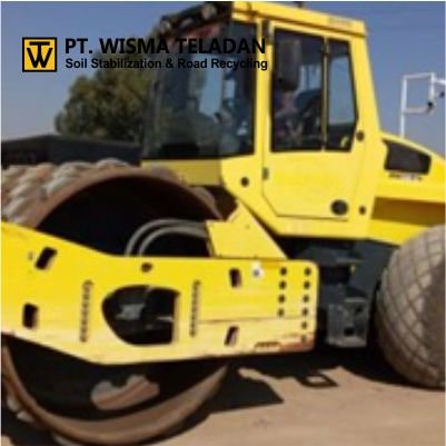 Compactor Pad Foot Bomag BW 219 D-wisma teladan-min