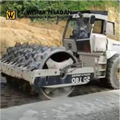 Compactor Pad Foot Ingersoll Rand SD 180 D -wisma teladan-min