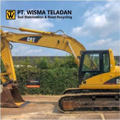 Excavator Caterpillar 320 CL-wisma teladan-min